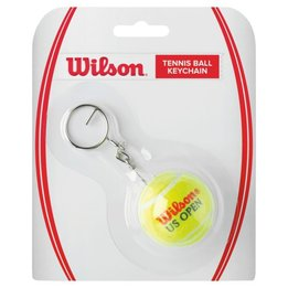 Wilson US Open Tennis Ball Keychain