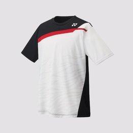 Chandail Yonex 12102 Blanc/Noir/Rouge