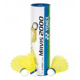 Yonex Mavis 2000 Yellow (Nylon)