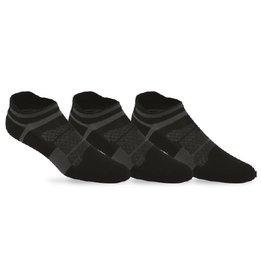 Asics Quick Lyte Black/Dark Grey Socks