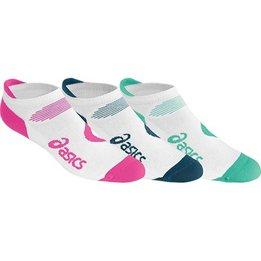 Asics Assorted Socks ZK2451W Pink Glow/Mosaic Blue