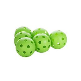 Pickleball Now Balle d'intérieur 6-Pack