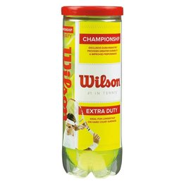 Balles Wilson Championship Extra Duty