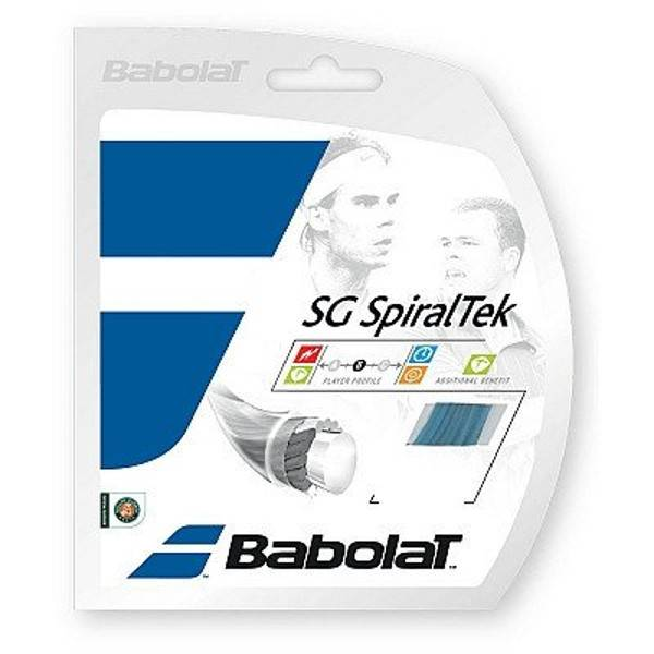 Babolat SG Spiraltek 130/16