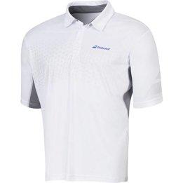 Polo Babolat Blanc (2MS16021-101)