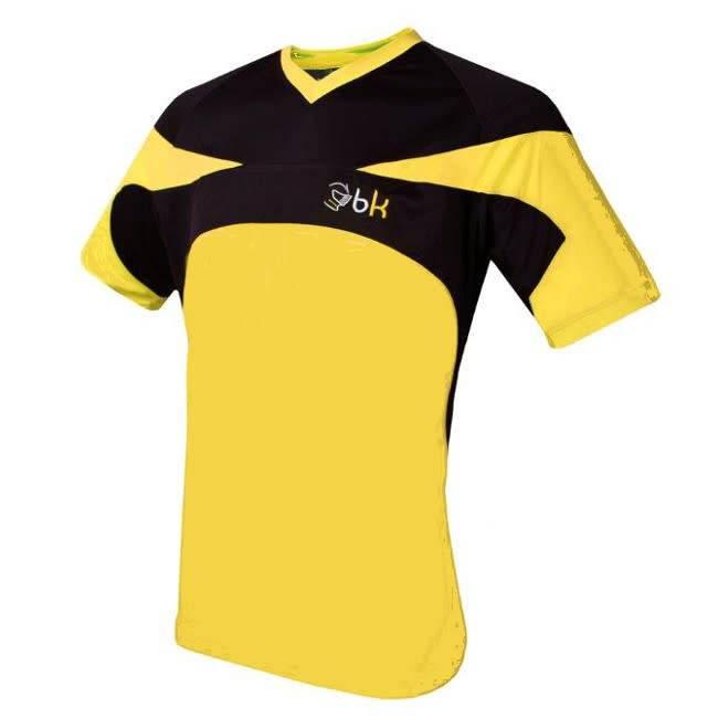 Black Knight Shirt CLT-EV Black/Yellow
