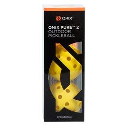 Onix Pure 2 Extérieur (3) Jaune