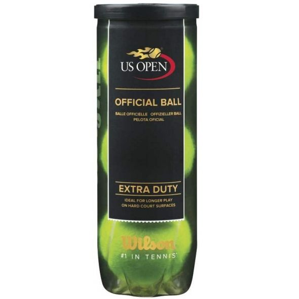 Balles Wilson US Open Extra Duty