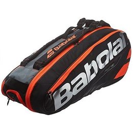 Babolat RHx6 Pure Black Fluo Red
