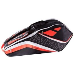 Babolat RHx6 Team Line Rouge Fluo