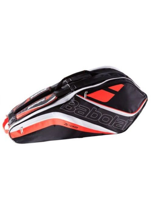 Babolat RHx6 Team Line Fluo Red