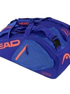 Head Core 6R Fluo Orange Bleu