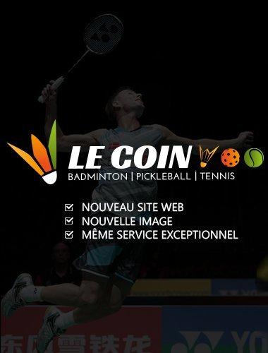 Nouveau Site Web!