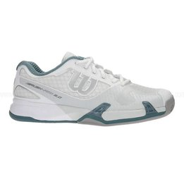 Wilson Shoes Rush Pro 2.0 White/Grey/Blue