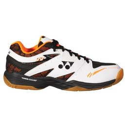 Yonex Power Cushion 55 Blanc/Orange