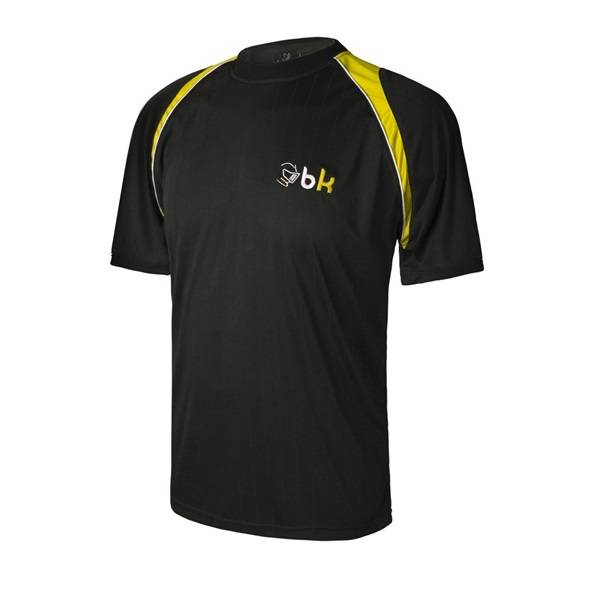 Black Knight Shirt CLT-ED Black/Yellow