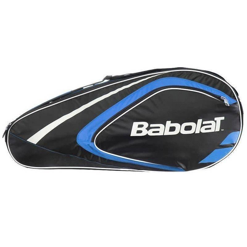 Babolat ClubLine Racket Holder x3 Bleu