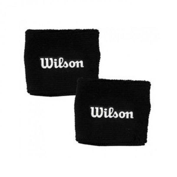 Wilson Poignets Black