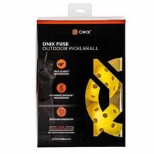Onix Fuse Intérieur 6-Pack Jaune