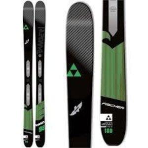 Fischer Ranger 98 Ti Skis