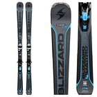 Blizzard Quattro 8.0 Ti Skis w/ IQ TCX 12 Bindings