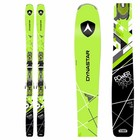 DYNASTAR Powertrack 79 Skis w/ Express 11 Bindings