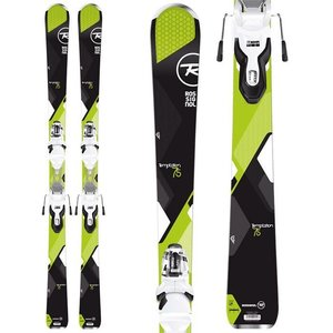 ROSSIGNOL Temptation 75 Skis w/ Xpress 10 W Bindings