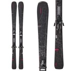 Elan Illure QT Skis w/ ELW 9.0 Bindings
