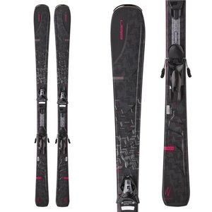 Elan Illure QT Skis w/ ELW 9.0 Ski Bindings