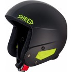 Shred Mega Brain Bucket FIS Helmet