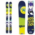 ROSSIGNOL Terrain Boy Jr Skis w/ X Kid 4 Bindings