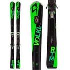 Volkl RTM 84 UVO Skis w/ IPT WR 12.0 FR Bindings