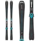 Head Pure Joy Skis w/ Joy 9 Bindings
