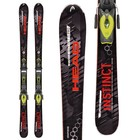 Head Power Instinct SW Ti Skis w/ PR 11 Bindings