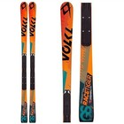 Volkl Racetiger SW GS Junior Skis w/ Plate