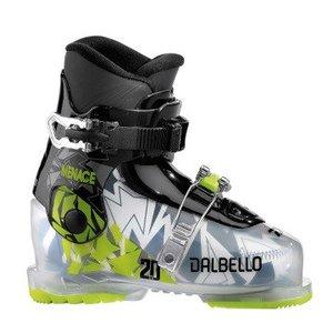 Dalbello Menace 2.0 Junior Ski Boots Black 2017/2018