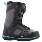 K2 SNOWBOARD Send It Black Snowboard Boot 2017/2018