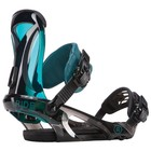 Ride KS Snowboard Binding Teal 2017/2018
