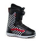 Vans Brystal Snowboard Boot Youth Black/Checker 2017/2018