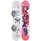 Roxy Poppy Snowboard w Binding