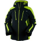 Obermeyer Ryker Jacket Teen Boys Insulated Top Screamin' Green