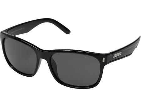 5684851ec8 Dashboard Sunglasses - Black Gray Polarized Polycarbonate Lens - Ski ...