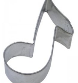 "R and M Music Note Cookie Cutter (3"")"