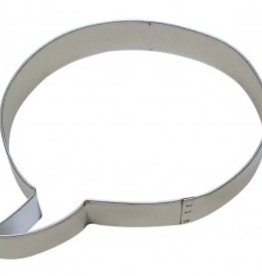 "R and M Talking Bubble Cookie Cutter (4.25"")"