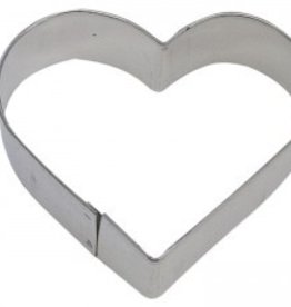 "R and M Heart Cookie Cutter (4"")"