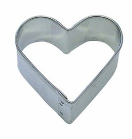 "R and M Heart Cookie Cutter (5"")"