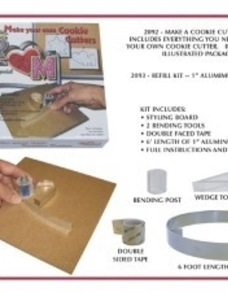 R and M Make Your Own Cookie Cutter Kit