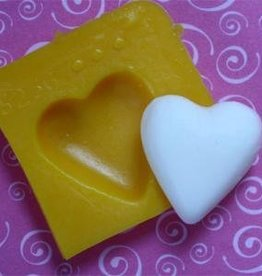 "CK Heart Mint Mold (1"")"
