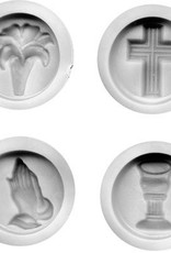 Voorhees Communion/Confirmation Mint Mold (4 cavity)