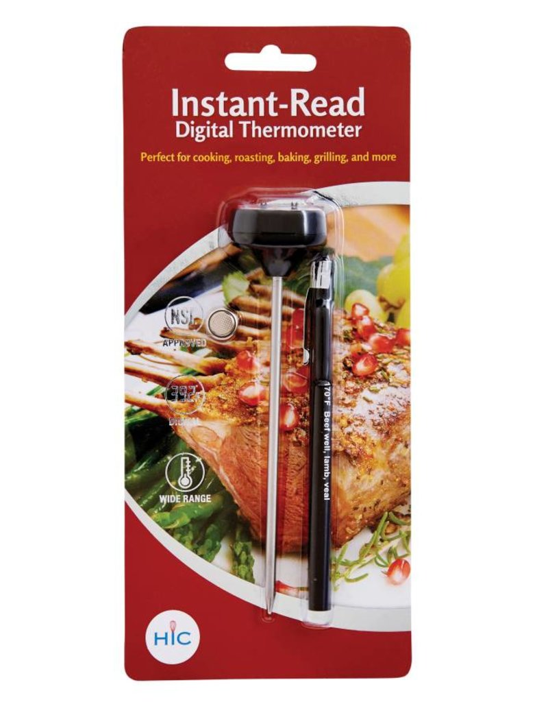Harold Import Company Inc. Digital Instant Read Thermometer